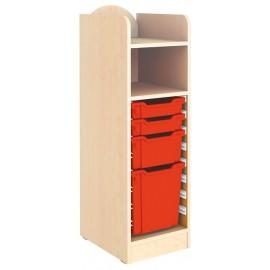 Dulap ingust pentru cutii de depozitare– Sunland