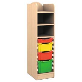 Dulap ingust pentru cutii depozidare – Sunland Plus