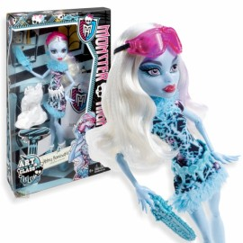Abbey Bominable - Monster High Art Class