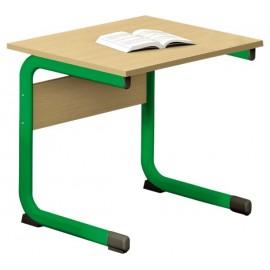 Banca scolara – IN-C -1 persoana 59 cm nr 3 – Verde