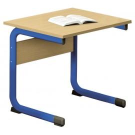 Banca scolara – IN-C -1 persoana 71 cm nr 5 – Albastru