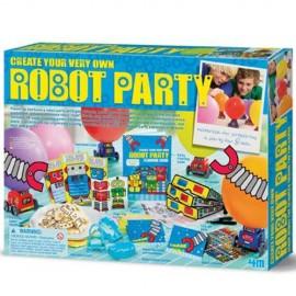 Creeaza Propria Petrecere Cu Roboti imagine