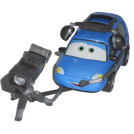 Disney Cars 2 - Chuck Choke Cables Deluxe