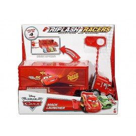 Cars Disney - Mack camion transportor Riplash Racers