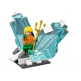 Arctic Batman™ Vs. Mr. Freeze™: Aquaman™ On Ice (76000)