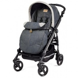 Carucior Pliko Switch Easy Drive Completo Denim