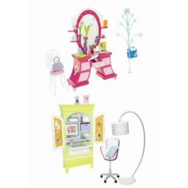 Barbie - set mobilier