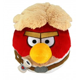 Angry Birds Star Wars Luke Skywalker - Figurina De Plus 13 Cm