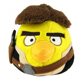 Angry Birds Star Wars Han Solo - Figurina De Plus 13 Cm
