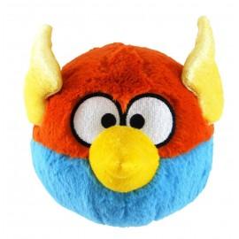 Angry Birds Space Pasare fulger - Figurina de plus cu sunet 13 cm