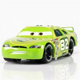 Disney Cars 2 - Shiney Wax Darren Leadfoot