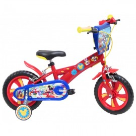 Bicicleta denver mickey mouse 12