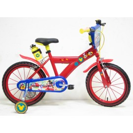 Bicicleta denver mickey mouse 16
