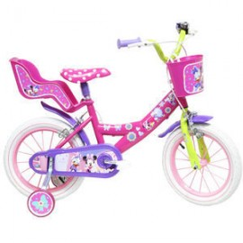 Bicicleta denver minnie 12""