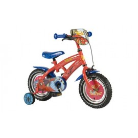 Bicicleta E&l Spiderman 12
