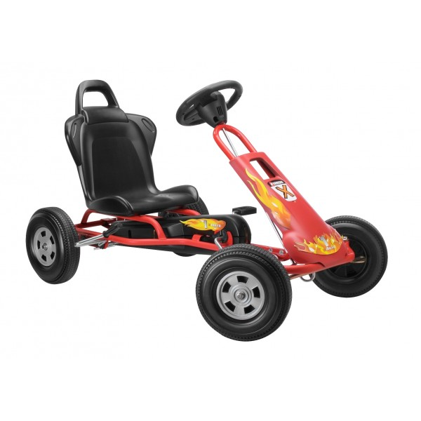 Kart air racer rosu