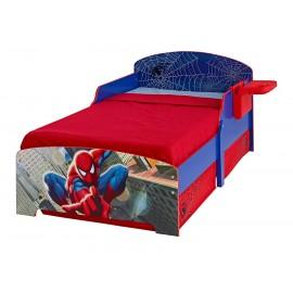 Pat spiderman cu suport carti