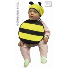 Costum albinuta pentru bebelusi
