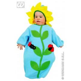 Costum floare pentru bebelusi