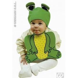 Costum broscuta pentru bebelusi