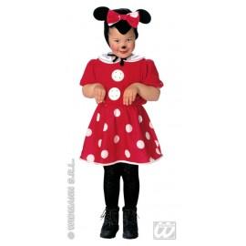 Costum Soricel Pentru Fetite