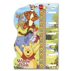 Puzzle 30 piese mari ( metru de masurat) winnie the pooh 20301