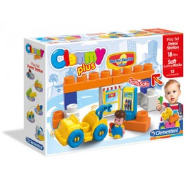 Clemmy plus set benzinarie 14877