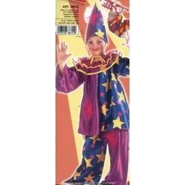 Costum clown pentru copii