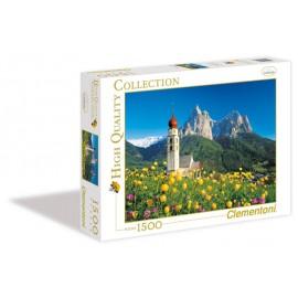 Puzzle 1500 piese tretino alto adige