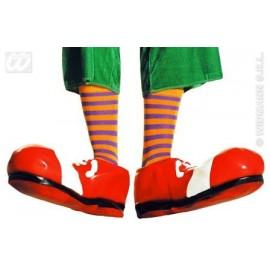 Sosete de clown neon