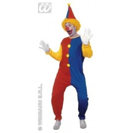 Costum clown pentru adulti