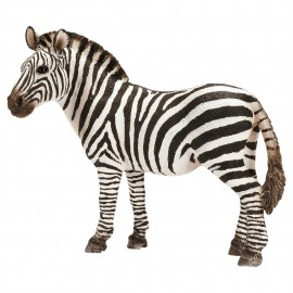 Figurina animal zebra femela 14392
