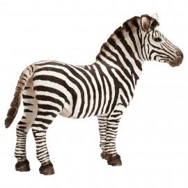 Figurina animal zebra mascul 14391