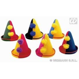 Palarii de clown pentru copii