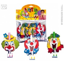 Suflatori clown