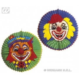 Lampion clown