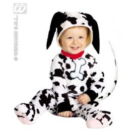 Costum bebe dalmatian