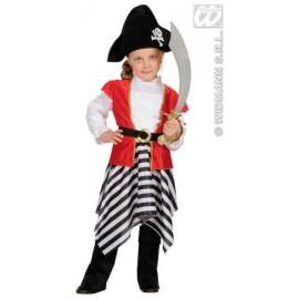 Costum mica piratesa