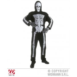 Costum schelet - marimea 128 cm