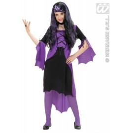 Costum vampirita - marimea 140 cm