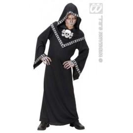 Costum skullzar - marimea 140 cm