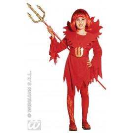 Costum Diavolita - Marimea 140 Cm