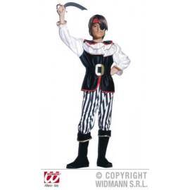 Costum pirat - marimea 140 cm