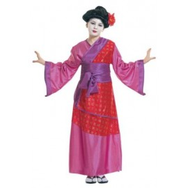 Costum china girl - marimea 140 cm