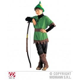 Costum robin hood - marimea 128 cm