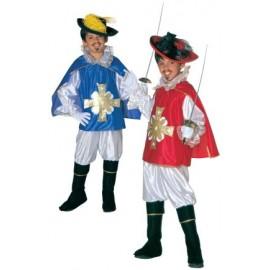 Costum muschetar - marimea 140 cm