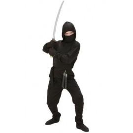 Costum Ninja - Marimea 140 Cm
