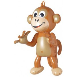 Decor maimuta gonflabil