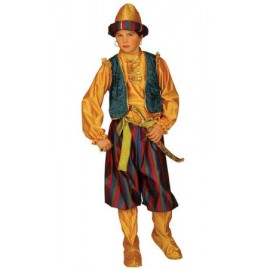 Costum sultan - marimea 128 cm