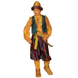 Costum sultan - marimea 140 cm